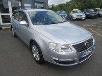 2007 VOLKSWAGEN PASSAT 2.0 TDI SE 5d AUTO 138 BHP £2795.00