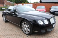 2010 BENTLEY CONTINENTAL 6.0 GT 2d AUTO 552 BHP £44995.00