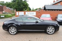USED 2010 10 BENTLEY CONTINENTAL 6.0 GT 2d AUTO 552 BHP Full Bentley Service History