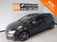 USED 2014 64 VOLKSWAGEN GOLF 2.0 GTD 5d 181 BHP FULL VW SERVICE HISTORY   BLUE MOTION £20 A YEAR TAX