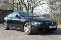 2010 BMW 6 SERIES 5.0 M6 2d AUTO 501 BHP £18450.00