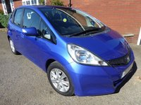 2011 HONDA JAZZ 1.3 I-VTEC ES 5d 98 BHP Low Mileage & Good History £5790.00
