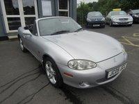 2005 MAZDA MX-5 1.8 SPORT 2d 144 BHP £2995.00
