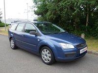 2006 FORD FOCUS 1.6 LX 5d 100 BHP £1490.00