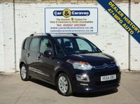 USED 2014 64 CITROEN C3 PICASSO 1.6 PICASSO EXCLUSIVE EGS 5d AUTO 120 BHP All Dealer History Sensors A/C 0% Deposit Finance Available