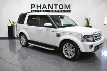 2013 LAND ROVER DISCOVERY 3.0 SDV6 HSE 5d AUTO 255 BHP £28490.00
