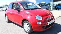 2011 FIAT 500 1.2 POP 3d 69 BHP £4595.00
