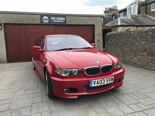 2003 03 BMW 3 SERIES 3.0 330CI SPORT 2d AUTO 228 BHP