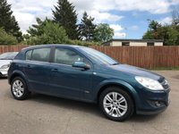 2007 VAUXHALL ASTRA 1.8 DESIGN 16V E4 5d AUTO 140 BHP WITH MOT UNTIL 18/06/2019 £2250.00