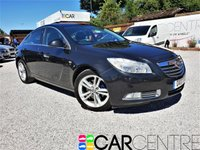 USED 2011 11 VAUXHALL INSIGNIA 2.0 SRI NAV CDTI 5d AUTO 158 BHP 2 PREVIOUS OWNERS+FULL SERVICE