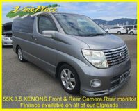2004 NISSAN ELGRAND Highway Star 3.5 Automatic, 8 Seats,Only 55K Miles with BIMTA certificate. £7500.00