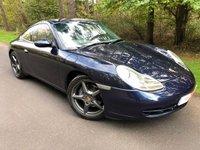 2000 PORSCHE 911 3.4 CARRERA 2d 300 BHP £14495.00