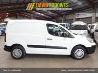 """USED 2015 64 CITROEN BERLINGO 1.6 850 ENTERPRISE L1 HDI 90 BHP *BIG ENGINE*-ONE OWNER-VERY LOW MILEAGE """"YOU'RE IN SAFE HANDS"""" - AA DEALER PROMISE"""