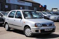 2001 NISSAN MICRA 1.3 SE 16V 5d 81 BHP £995.00