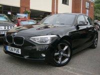 USED 2011 61 BMW 1 SERIES 2.0 120D SE 5d 181 BHP