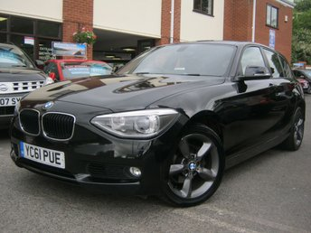 2011 BMW 1 SERIES 2.0 120D SE 5d 181 BHP £7995.00