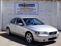 2006 VOLVO S60 2.4 SE D5 4d AUTO 183 BHP £2988.00