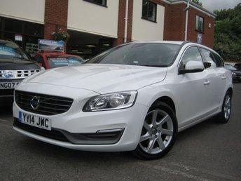 2014 VOLVO V60 1.6 D2 SE 5d 113 BHP £9995.00