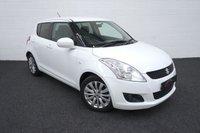 2012 SUZUKI SWIFT 1.2 SZ4 5d 94 BHP £5651.00