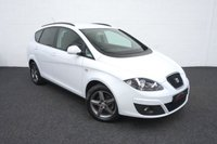 2014 SEAT ALTEA XL 1.6 TDI CR I TECH DSG 5d AUTO 105 BHP £8244.00