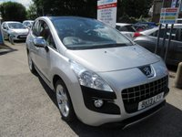 USED 2013 13 PEUGEOT 3008 1.6 ALLURE HDI FAP 5d 115 BHP Great family car