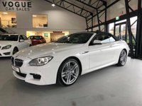 2013 BMW 6 SERIES 3.0 640D M SPORT 2d AUTO 309 BHP £SOLD