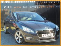 USED 2012 12 PEUGEOT 508 2.2 GT HDI 4d AUTO 200 BHP *RARE VEHICLE, STUNNING!*