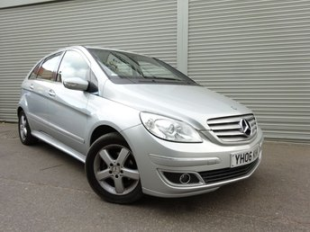 View our MERCEDES B-CLASS