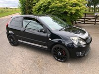 USED 2008 58 FORD FIESTA 2.0 ST 500 3d 150 BHP Limited edition...Rare example... 2 Former keepers.