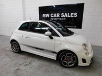 USED 2009 59 ABARTH 500 1.4 ABARTH 3d 135 BHP
