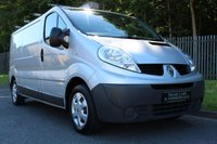 2011 RENAULT TRAFIC 2.0 LL29 DCI S/R 1d 115 BHP £5000.00