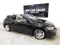 2015 LEXUS CT 1.8 200H ADVANCE 5d AUTO 134 BHP £11995.00