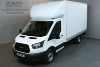 USED 2017 17 FORD TRANSIT 2.0 350 168 BHP L4 H3 EXTRA LWB HIGH ROOF TAIL LIFT LUTON E6 MANUFACTURE WARRANTY UNTIL 21/06/2020