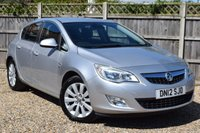 USED 2012 12 VAUXHALL ASTRA 2.0 SE CDTI 5d AUTO 162 BHP Free 12 month warranty