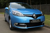 2014 RENAULT GRAND SCENIC 1.5 DYNAMIQUE TOMTOM ENERGY DCI S/S 5d 110 BHP £7750.00