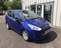 USED 2014 14 FORD B-MAX 1.0 ZETEC ECOBOOST 100 BHP THIS VEHICLE IS AT SITE 1 - TO VIEW CALL US ON 01903 892224