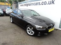 USED 2012 12 BMW 3 SERIES 2.0 320D SE 4d 184 BHP Two Owners+Full Leather+Heated Seats+Bluetooth