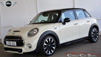 2015 MINI HATCH COOPER 2.0D COOPER S 5 DOOR 6-SPEED 168 BHP £12990.00