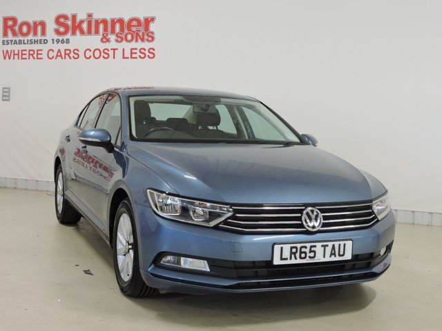 View our 2015 65 VOLKSWAGEN PASSAT 1.6 S TDI BLUEMOTION TECHNOLOGY 4d 119 BHP
