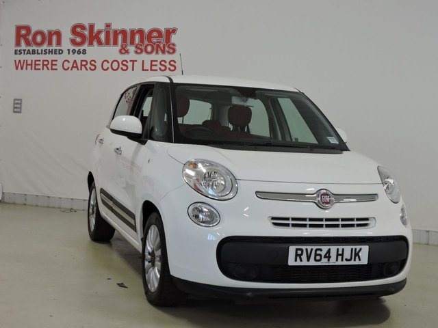 View our 2014 64 FIAT 500L 1.2 MULTIJET POP STAR 5d 85 BHP