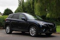 2014 MAZDA CX-5 2.2 D SPORT NAV 5d 148 BHP £14690.00