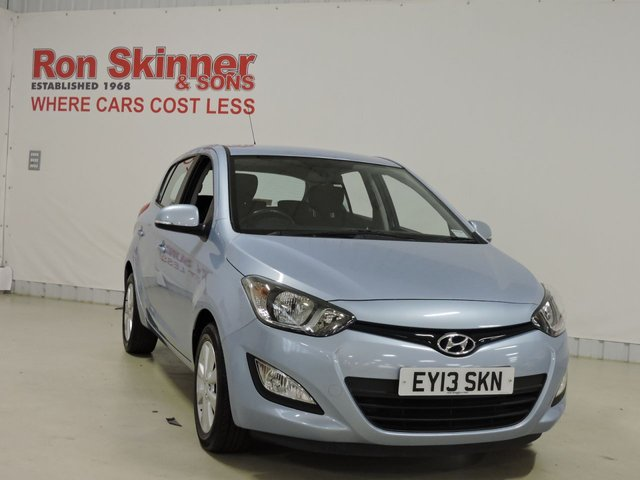 View our 2013 13 HYUNDAI I20 1.2 ACTIVE 5d 84 BHP