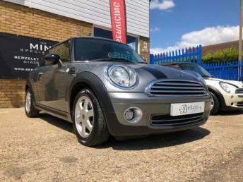 2009 MINI HATCH ONE 1.4 ONE GRAPHITE 3d 94 BHP £5490.00