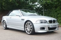 2003 BMW M3 3.2 M3 CONVERTIBLE 2d 338 BHP £8450.00