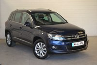 2013 VOLKSWAGEN TIGUAN 2.0 MATCH TDI BLUEMOTION TECHNOLOGY 4MOTION 5d 139 BHP £11000.00