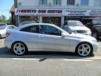 2009 MERCEDES-BENZ CLC CLASS 1.8 CLC180 KOMPRESSOR SPORT 3d AUTO 143 BHP £5195.00