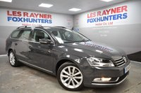 2014 VOLKSWAGEN PASSAT 1.6 EXECUTIVE TDI BLUEMOTION TECHNOLOGY 5d 104 BHP £7999.00