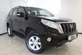 USED 2016 16 TOYOTA LAND CRUISER 2.8 D-4D ACTIVE 5DR AUTOMATIC 175 BHP SAT NAV Full Service History FULL SERVICE HISTORY + SAT NAVIGATION + 7 SEATS + REVERSE CAMERA + SIDE STEPS + BLUETOOTH + PARKING SENSOR + CRUISE CONTROL + MULTI FUNCTION WHEEL + CLIMATE CONTROL + 17 INCH ALLOY WHEELS
