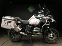 2016 BMW R1200GS ADVENTURE 2016. SIDE PANNIERS. 1 OWNER 17693 MILES. GOOD CONDITION £11490.00