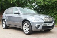 2010 BMW X5 3.0 XDRIVE40D M SPORT 5d AUTO 302 BHP £15450.00